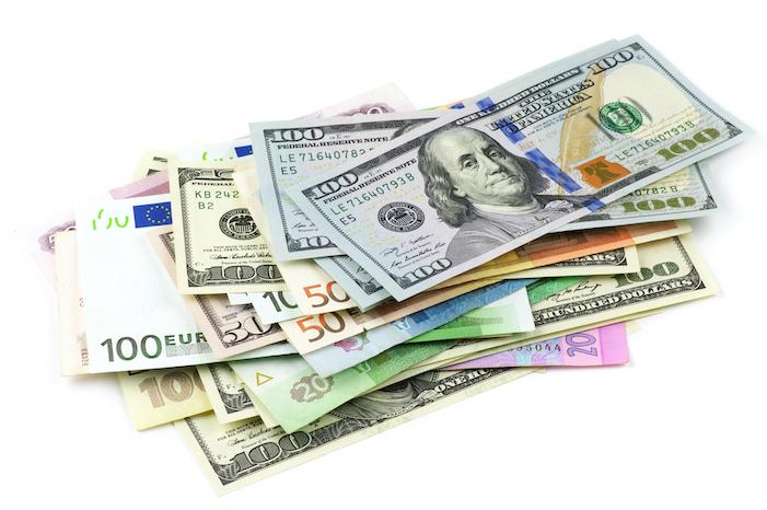 Salesforce Multi Currencies