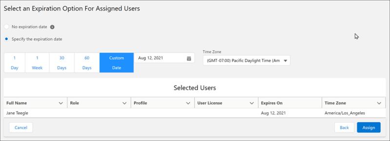 """, SalesforceSummer21 – Définir l&rsquo;expiration pour les attributions d&rsquo;ensemble d&rsquo;autorisations / de groupe<span class=""""wtr-time-wrap after-title""""><span class=""""wtr-time-number"""">1</span> minutes de lecture</span>"""