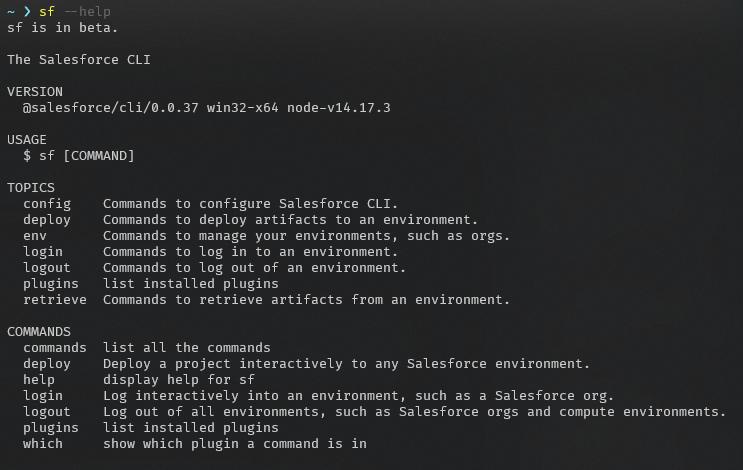 """, L&rsquo;unification de Salesforce CLI est maintenant en version bêta<span class=""""wtr-time-wrap after-title""""><span class=""""wtr-time-number"""">1</span> minutes de lecture</span>"""
