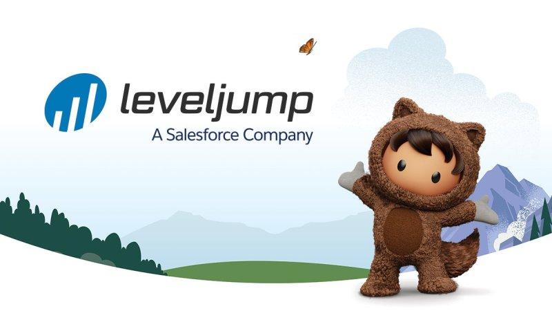 ", Salesforce acquiert Leveljump<span class=""wtr-time-wrap after-title""><span class=""wtr-time-number"">1</span> minutes de lecture</span>"