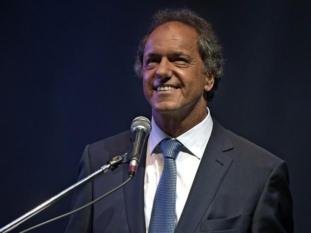 Ex-candidato a presidente será o embaixador da Argentina no Brasil