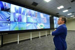 Sistema  de Monitoramento interligado nas UP´s de Manaus