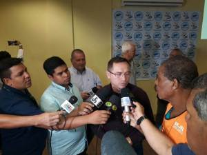 Empresa Chinesa interessada no futebol do Amazonas