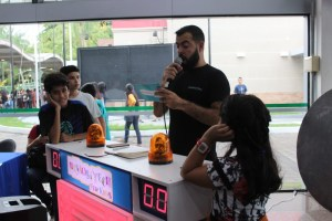 Evento de tecnologia e educação reune crianças em Manaus