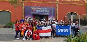 Alunos amazonenses são premiados em Torneio Nacional de Robótica no RJ