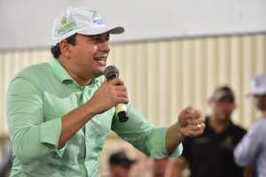Wilson Lima lança 'Amazonas Presente', que leva o Governo para mais próximo da população do interior do estado