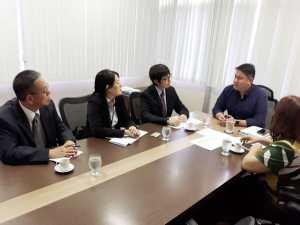 Amazonas e Japão vão firmar parceria para erradicação da hanseníase