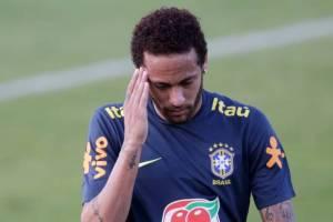Ruptura de ligamento no tornozelo tira Neymar da Copa América