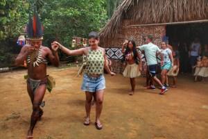 Amazonastur inicia levantamento para ordenar atividade turística em comunidades indígenas do rio Negro