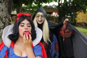 Cia de Teatro Metamorfose apresenta Branca de Neve: A Mais bela de Todas no Teatro Amazonas