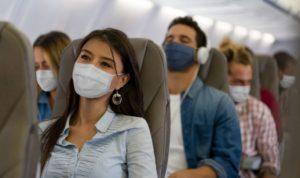 Maior rigor no uso de máscaras em aviões começa a valer nesta quinta