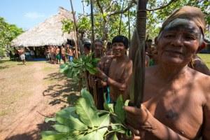Mineradora contamina rios na Terra Indígena Waimiri-Atroari no Amazonas