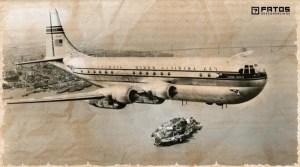 Avião desaparecido há 37 anos aterrissa como se nada tivesse acontecido