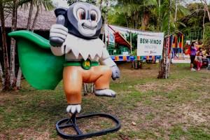 Prefeitura de Manaus comemora dia do Meio Ambiente com programação no Parque do Mindu