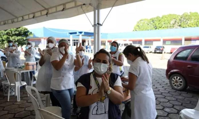 Mutirão de vacinação em Manacapuru e Novo Airão termina com mais de 8,2 mil imunizados
