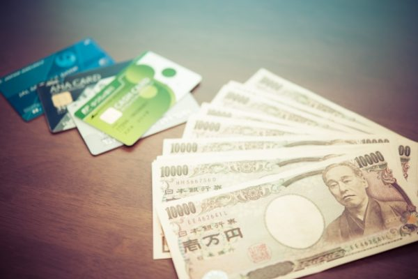 クレジットカード現金化の換金率