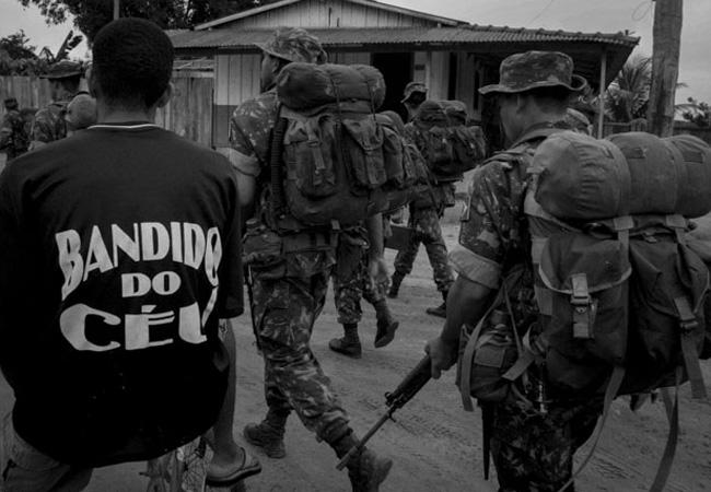 Tropas federais foram fazer a segurança em Anapu
