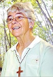 A missionária Dorothy Mae Stang (Foto: Comitê Dorothy)