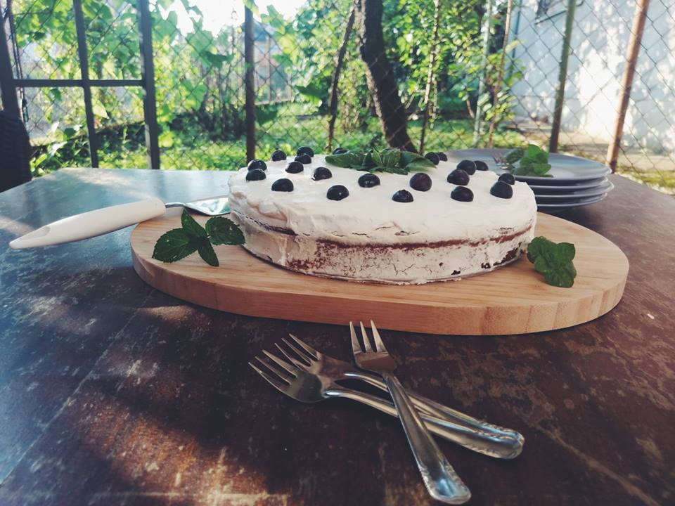 Osvježavajuća ljetna torta