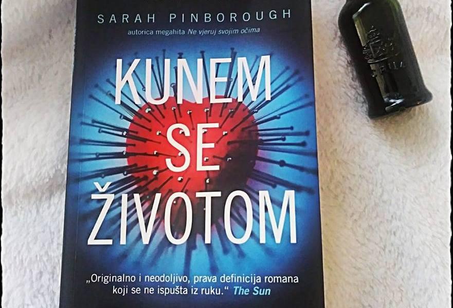 ''Kunem se životom'' by Sarah Pinborough