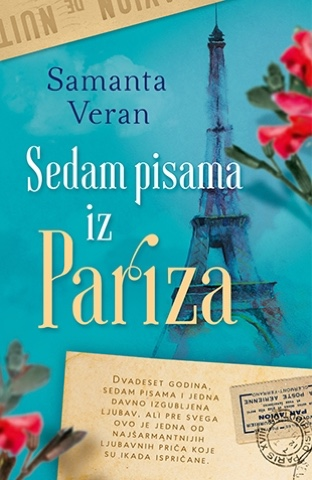 """Sedam pisama iz Pariza"", Samantha Verant"