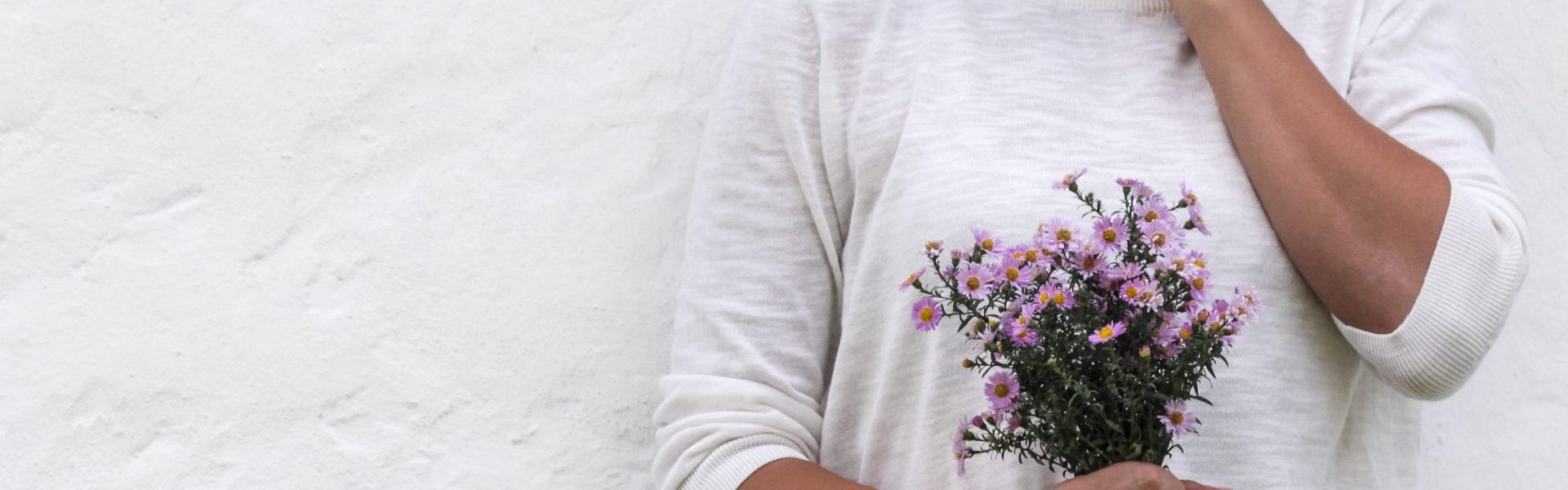 devojka-cveće