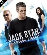 Jack Ryan on Amazon Prime