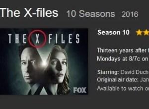 Watch X-Files Season 10 on Amazon com - Amazon Prime abroad