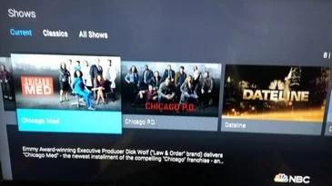 NBC App Amazon Fire TV