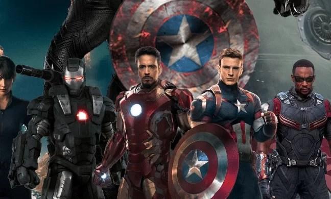 Captain America on Amazon