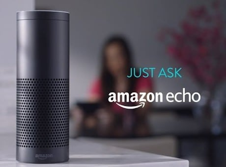 How can I have an Amazon Echo delivered to Europe?