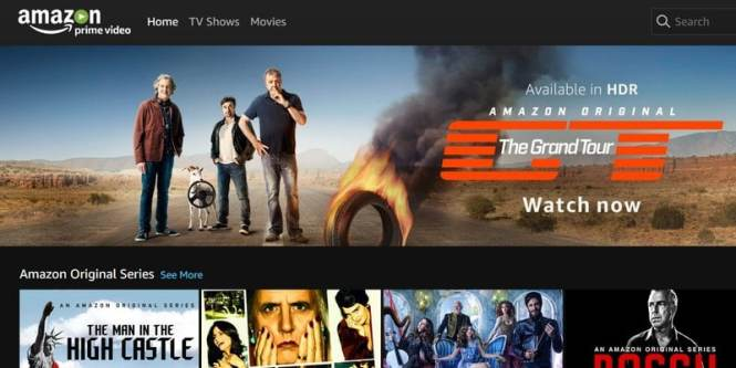 Prime Video is here