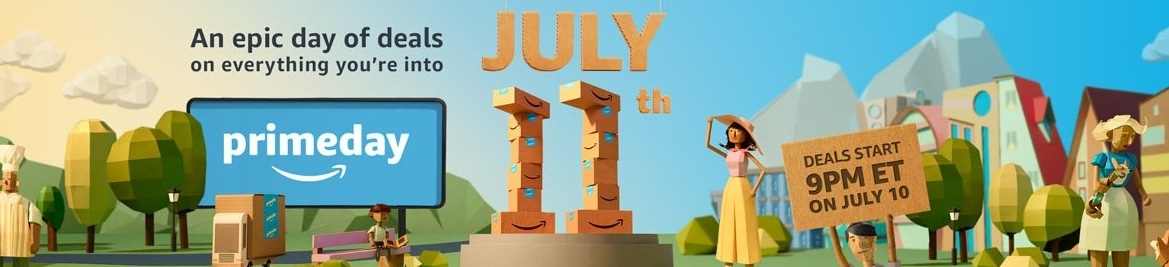 Primeday coming up