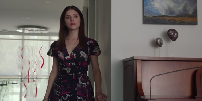 What's up with Anna Kendrick in A Simple Favor?