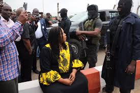 dss invasion of the national assembly