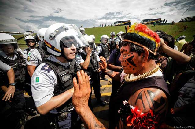 Making History: Brazil's National Indigenous Mobilization