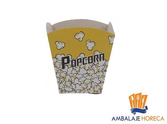 Cutie din carton pentru popcorn