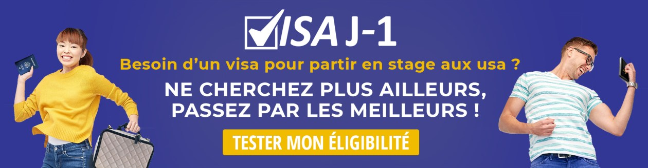 signature Visa J-1