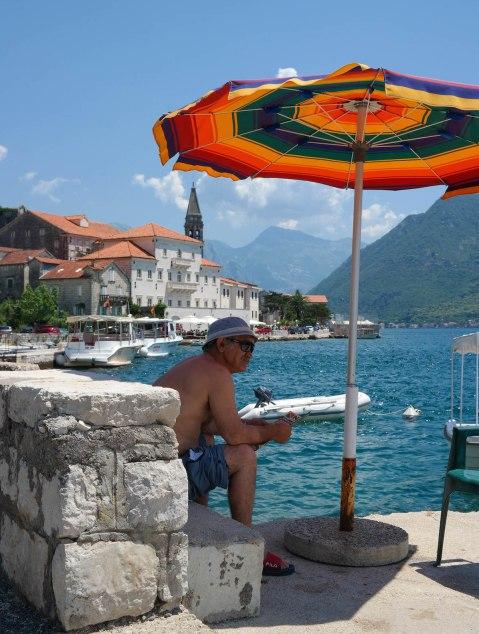 perast Montenegro, van fjord tot canyon