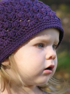 Berry Delight Beanie without visor