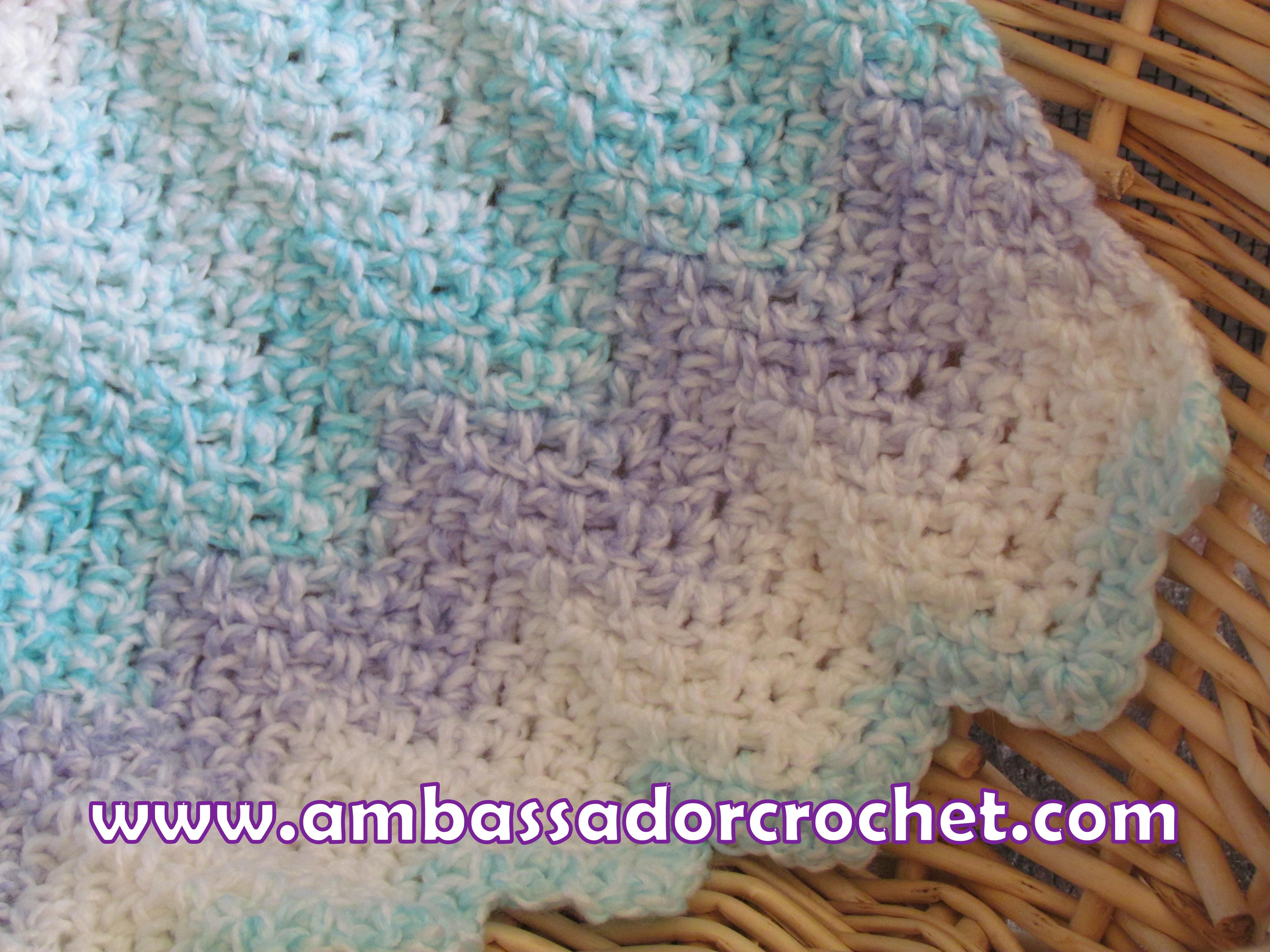 Free Preemie Blanket Crochet Pattern Ambassador Crochet