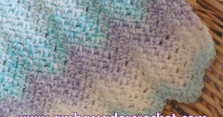 Free Preemie Blanket Crochet Pattern