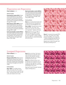 big book of crochet sample page
