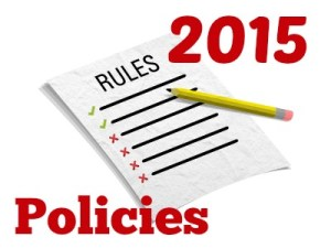 2015 policies