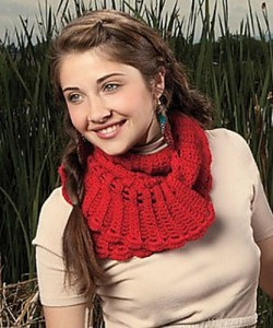 Ruffles Scarf - Shelby Allaho