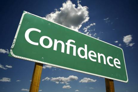 Confidence - Word of the Year 2016