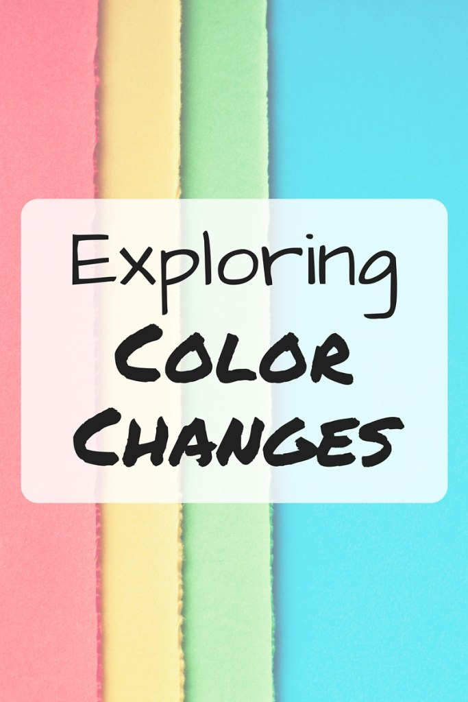 Exploring the terminology used when yarn changes colors.