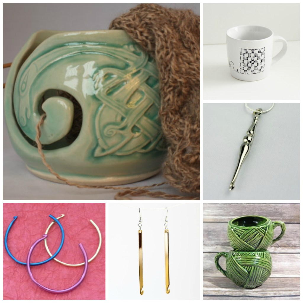 Crocheter's Gift Guide Holiday Roundup - Gift ideas for the crocheter who has everything.