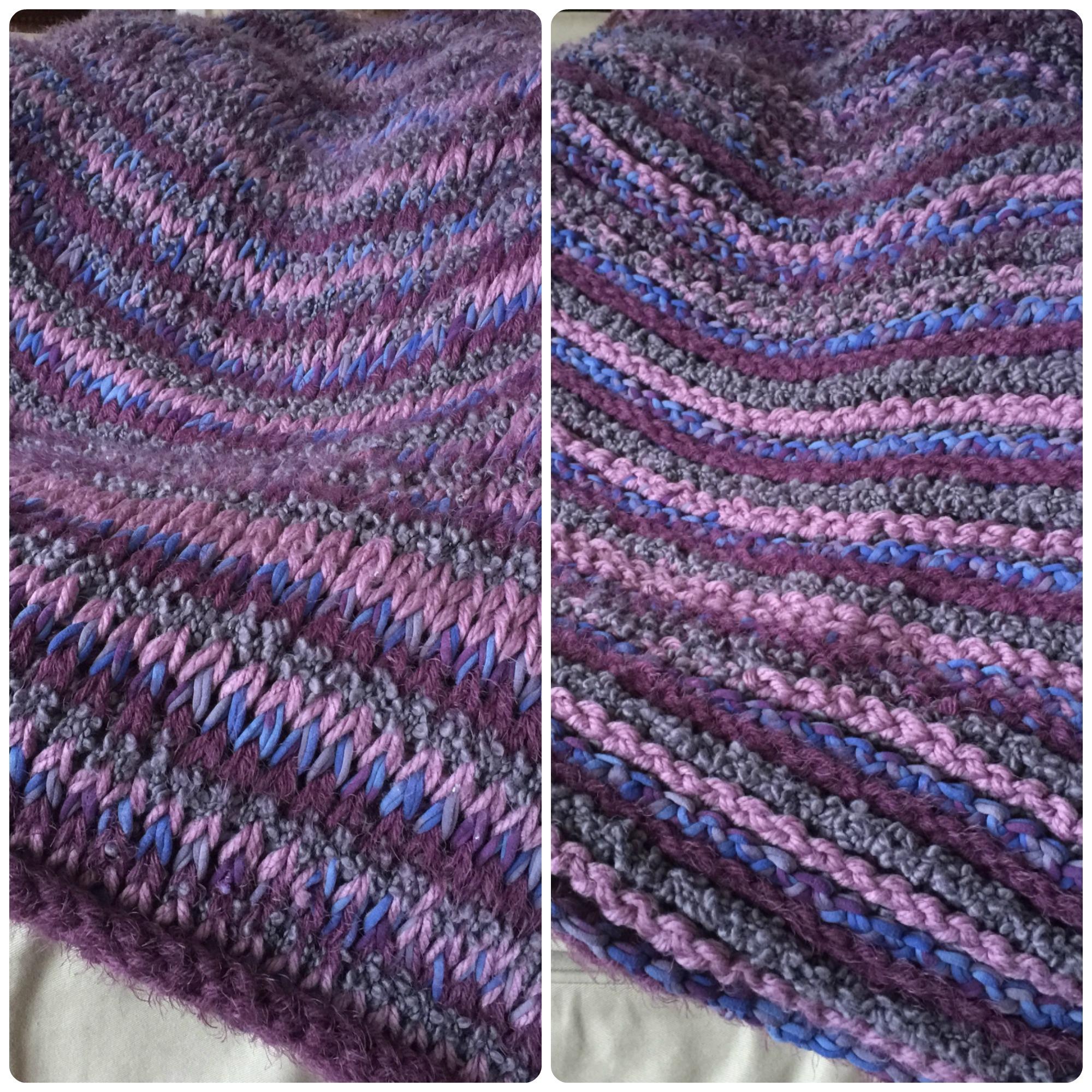 Vineyard Throw Crochet Pattern {Free} - Ambassador Crochet