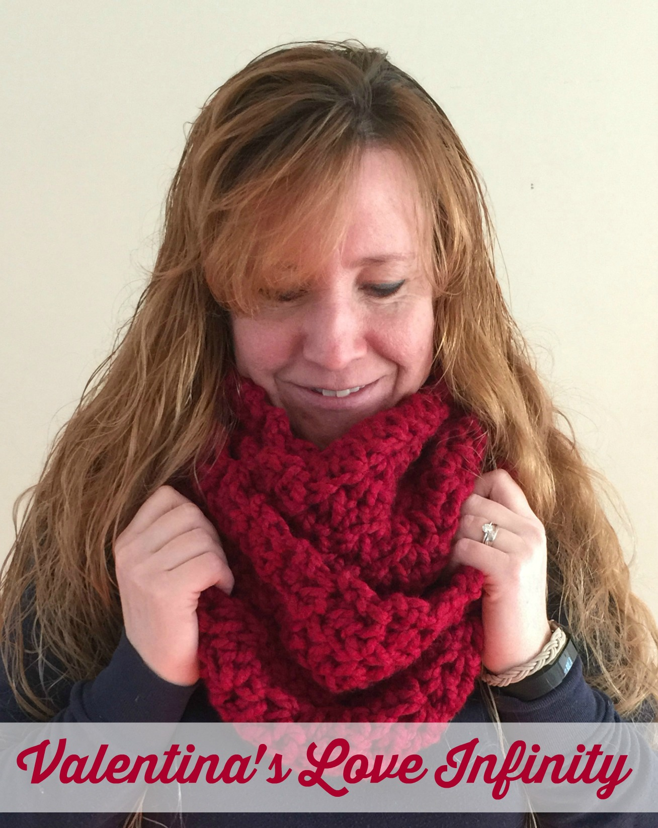 Valentina S Love Infinity Free Crochet Pattern